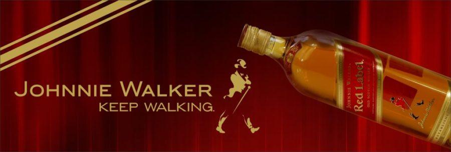 Проведи вечер в компании JOHNNIE WALKER!